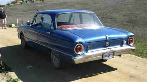 Falcon Door by Sell Used 1962 Ford Falcon 4 Door In Paso Robles
