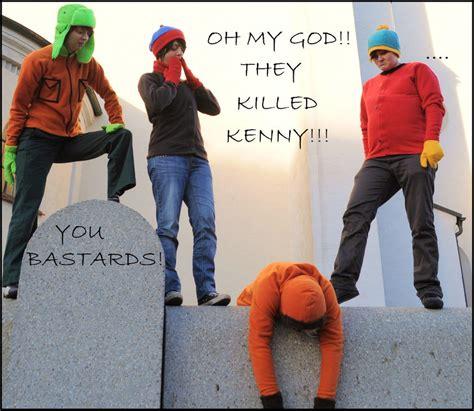 they killed my omg they killed kenny by misamon on deviantart