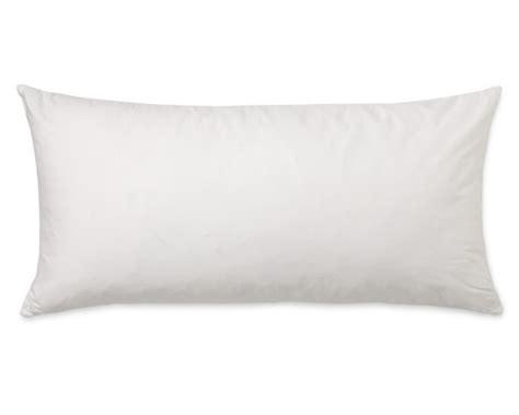 williams sonoma decorative pillow insert 15 quot x 30