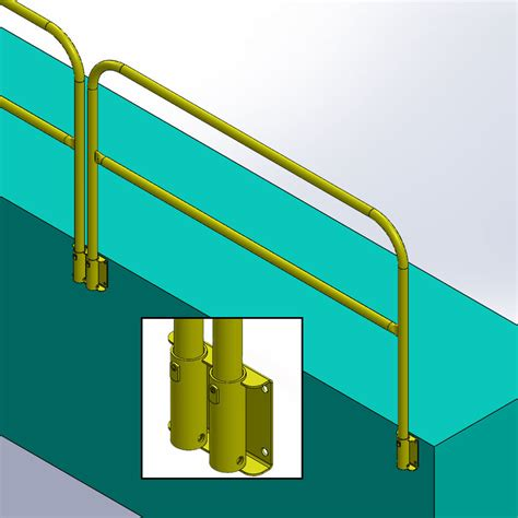 removable banister removable railing system pictures to pin on pinterest