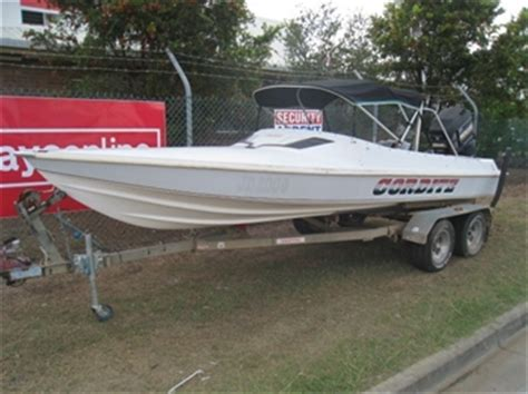 boat auctions townsville boat sale speed ski runabout boats townsville pickup