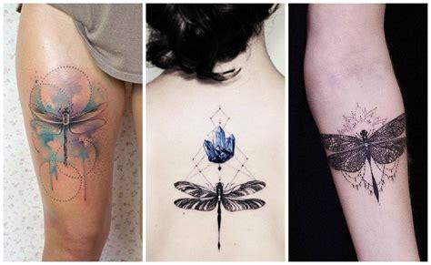 imagenes de tatuajes de libelulas tatuajes de lib 233 lulas y su sorprendente significado