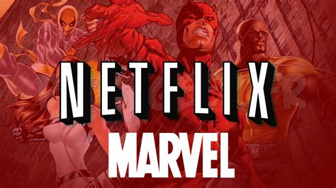 netflix marvel page 1 top 5 properties for the next phase of marvel