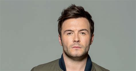 shane filan shane filan says he gets recognised more in south east