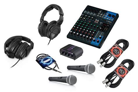 best podcast best podcast starter kit 2018 1 2 3 4 person studio