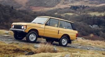 land rover to release brand new 1978 3 door range rover expedition portal