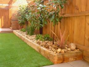 Timber Garden Edging Ideas Front Yard Gardens Gallery Landscape Inspirations S A Pty Ltd Australia Hipages Au