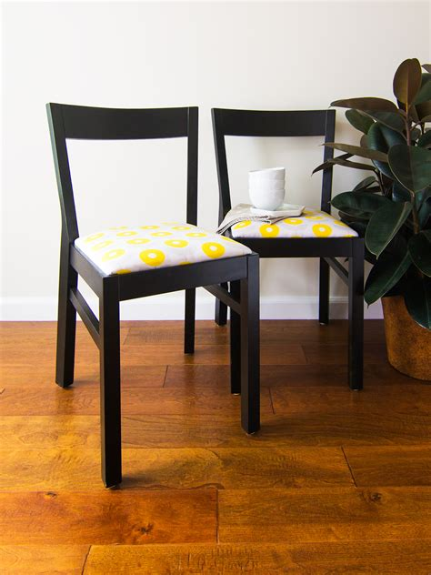 Diy Dining Room Chairs Diy Upholstered Dining Room Chairs Hearts