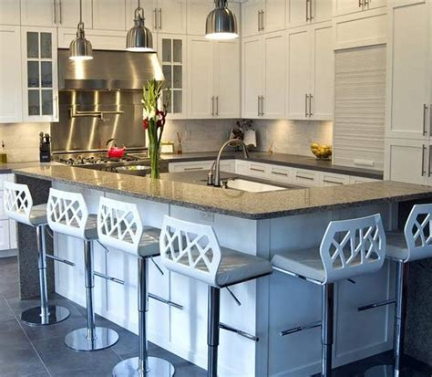 bar top materials 10 kitchen countertop materials currently trending by