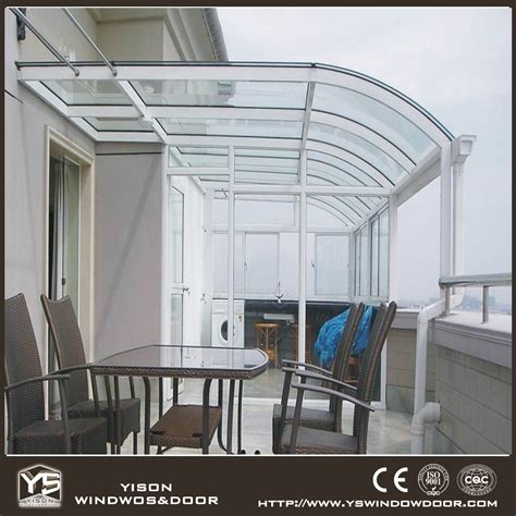 Prefab Sunroom Modular Sunroom Aluminum Glass Sunroom Prefabricated