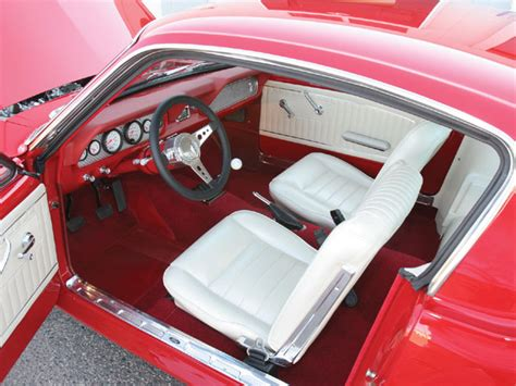 1966 Ford Mustang Interior Kits by 1966 Ford Mustang All The Ideas Rod Network