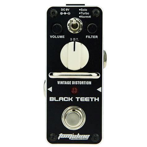 Efek Gitar Distorsi Murah aroma pedal efek gitar distorsi abt 3 black teeth