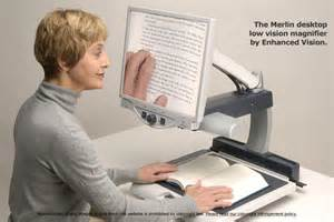blind aids guide to buying low vision magnifiers