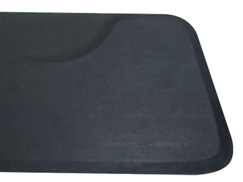 square salon floor mat   base