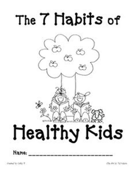 seven habits habit one proactive coloring pages coloring pages