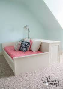 Diy Platform Bed Shanty Chic Diy Wood Projects Nortwest Woodworking Community