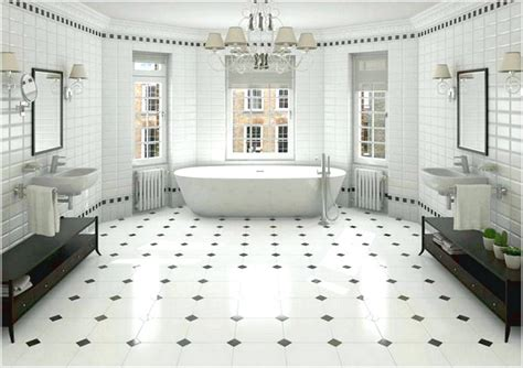 black and white bathroom tile design ideas tiles bathroom design ideas vintage traditional large