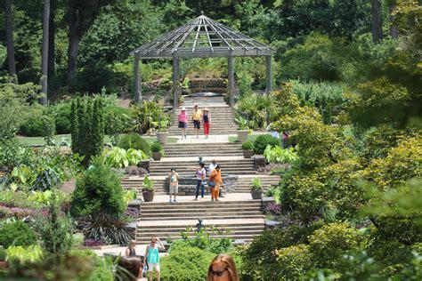 P Duke Gardens by In Durham