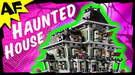 monster house rating haunted house lego monster fighters set 10228 animated