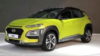 Kona Kia Hyundai Kia Kona Sales Launch Stonic B Segment Cuv