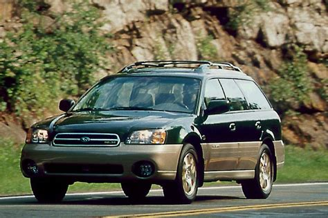 2000 Subaru Outback Legacy by 2000 04 Subaru Legacy Outback Consumer Guide Auto