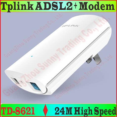 Modem Adsl Tp Link Speedy tp link adsl modem td 8621 24m high speed dsl modem adsl 2 with lan port tp link td
