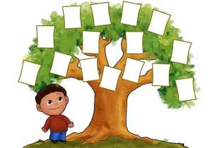 family tree pattern printable clipart best