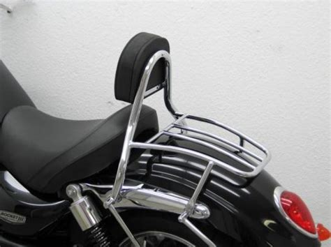 Victory Motorrad Sissybar by Triumph Rocket Iii Roadster 10 Sissy Bar Rider Fehling
