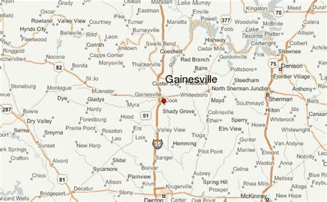 map of gainesville texas gainesville tx pictures posters news and on your pursuit hobbies interests and worries