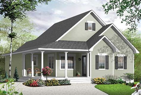 Simple Cottage House Plans by Simple Cape Cod Cottage House Plan Drummond House Plans Blog