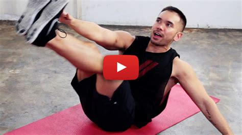 10 min abs workout at home no equipment needed