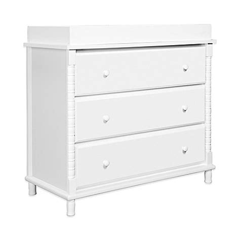 Davinci Changing Table Dresser Changing Tables Gt Davinci Lind 3 Drawer Changer Dresser In White From Buy Buy Baby