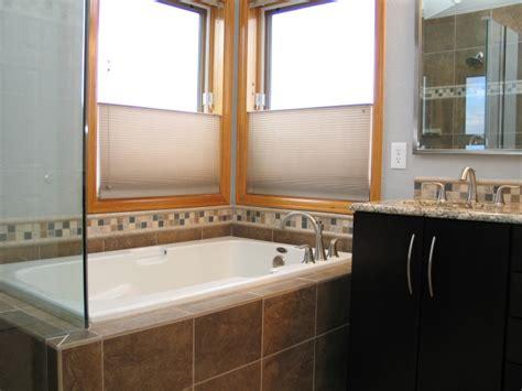 bathtub backsplash winston harden studio bathrooms soaking tub with tile