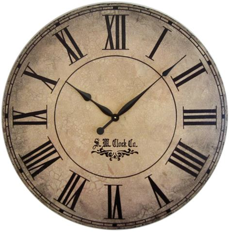 extra large wall clocks 36 in grand gallery extra large wall clock roman by klocktime