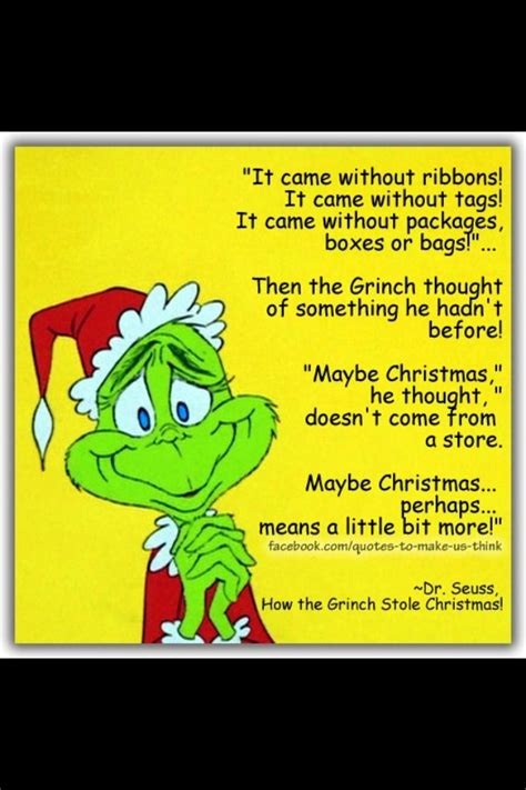grinchs ah hah moment   grinch stole christmas pinterest grinch