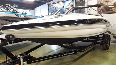 crownline boat dealers in wisconsin crownline 195 ss boats for sale in wisconsin