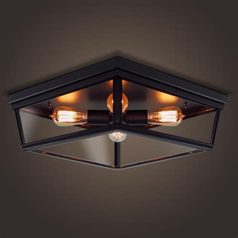 modern led ceiling lights for living room square led