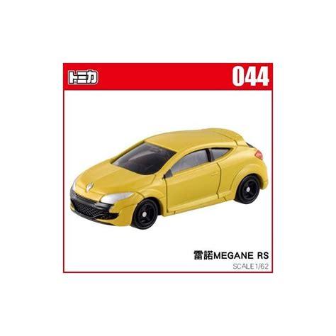 Tomica Renault Megane Rs tomica no 044 renault megane rs hellotoys net