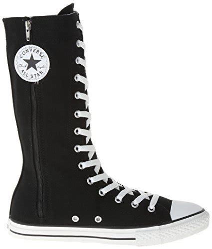 Converse Abu Abu converse chuck all knee high pre grade school black white 11 0 m buy