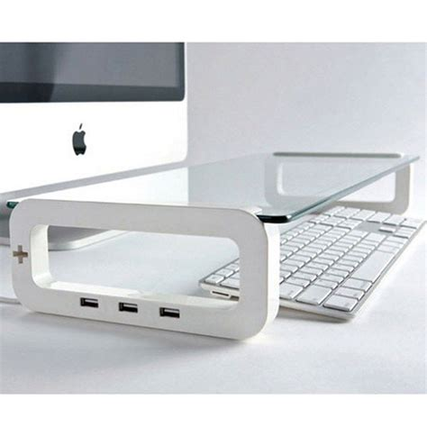 Imac Shelf by Uboard Smart Monitor Stand To Improve Your Productivity
