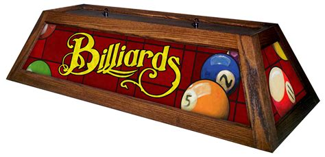 wood pool table light billiards pool table light with brown stained wood