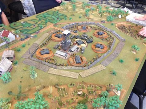 layout game of war attack on firebase quot eagle quot us vs nva wwpd wargames