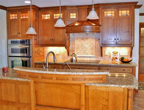 craftsman style kitchen cabinets craftsman style kitchen cabinets kitchen traditional with