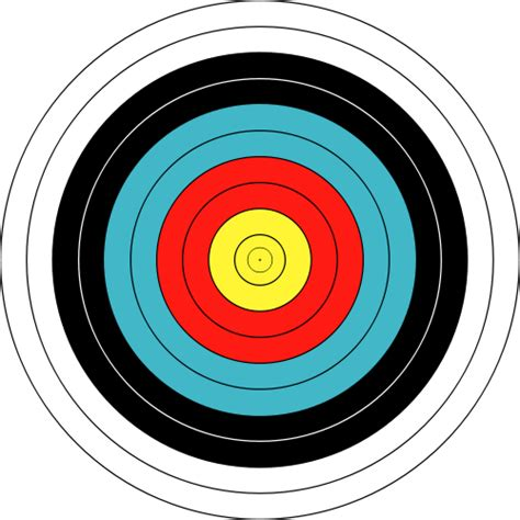 l target excel math math secrets in sports archery