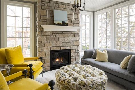 Yellow And Gray Chair Design Ideas Sunroom Sofa Furniture Sunroom With Wooden Chair Sofa And Antique Thesofa