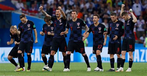 Kaos National Football Croatia 01 croatia s 2018 world cup pursuit inspired by the past