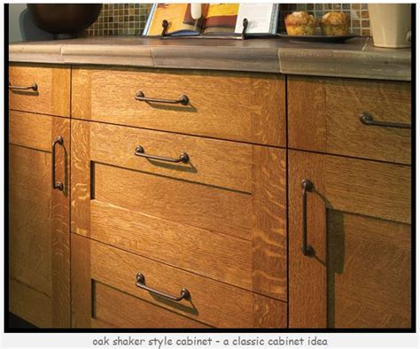 Handles For Oak Kitchen Cabinets by White Oak Kitchen Cabines What To Put With Quarter Sawn