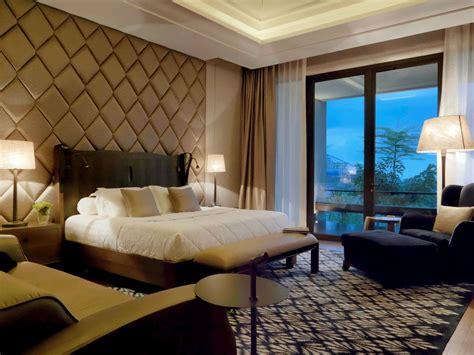 design interior kamar tidur mewah