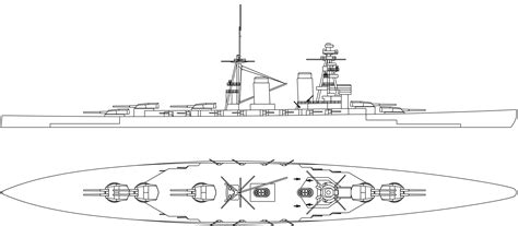 sketchbook wiki file amagi class battlecruiser sketch svg