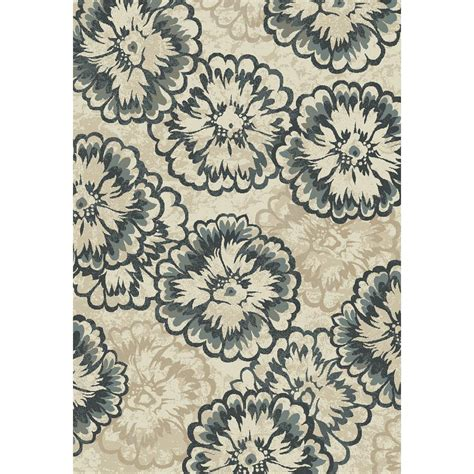dynamic rugs melody ivory 7 ft 10 in x 10 ft 10 in